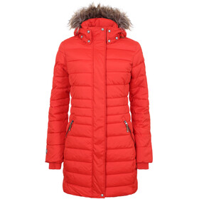 Icepeak Anamosa Parka Women coral red